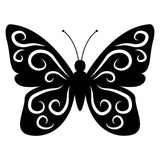 BUTTERFLY 2 Wall Art-Metal Wall Art-[sale]-[design]-[modern]-Modern Furniture Deals