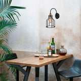 Cage Wall Light-Modern Furniture Deals
