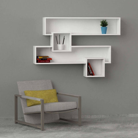 Camden Shelf-White-Modern Furniture Deals