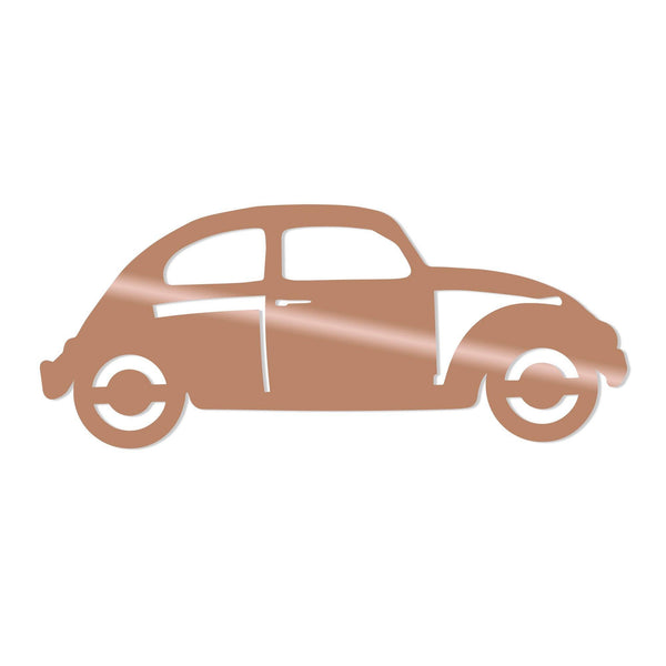 CAR - COPPER Wall Art-Metal Wall Art-[sale]-[design]-[modern]-Modern Furniture Deals