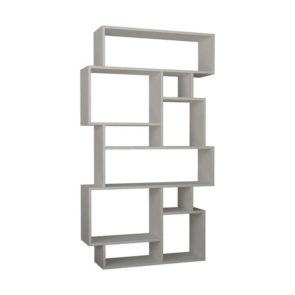 Carry Bookcase-White-Modern Furniture Deals