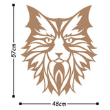 CAT6 - COPPER Wall Art-Metal Wall Art-[sale]-[design]-[modern]-Modern Furniture Deals