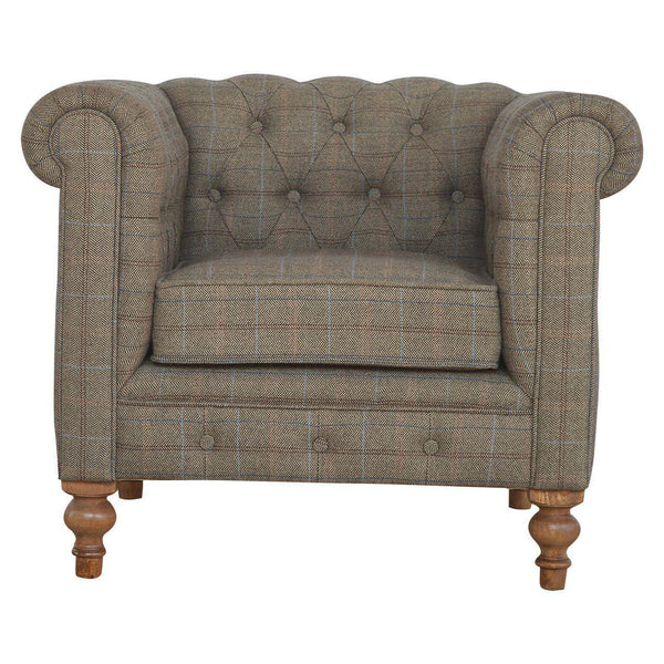 Chesterfield Armchair-Modern Furniture Deals