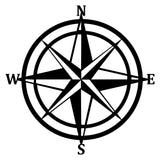 COMPASS Wall Art-Metal Wall Art-[sale]-[design]-[modern]-Modern Furniture Deals