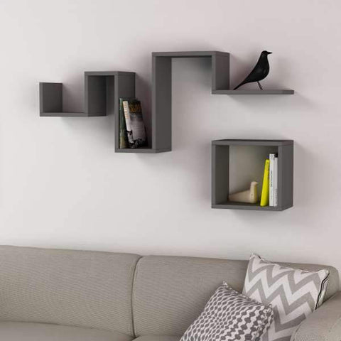 Conta Shelf-Oak-Modern Furniture Deals