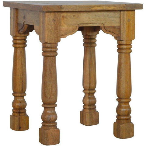 Country Style End Table-Modern Furniture Deals