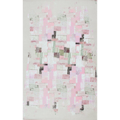 Cr 05 Rug - Pink 80X300-Modern Furniture Deals