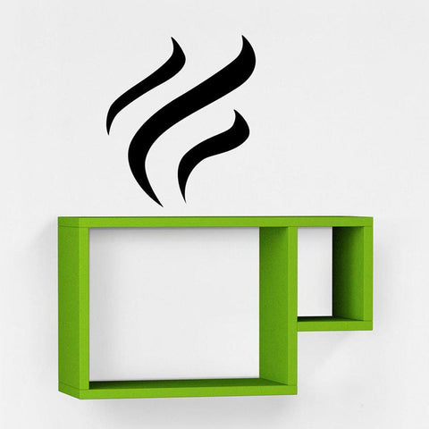 Cuppa Shelf-Green-Modern Furniture Deals