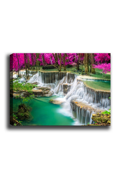Decorative Canvas Painting (70x100) - 104-Canvas Print-[Famous places, nature, portrait, history, art, gifts, christmas, new year, kitchen, bathroom, office]-Modern Furniture Deals