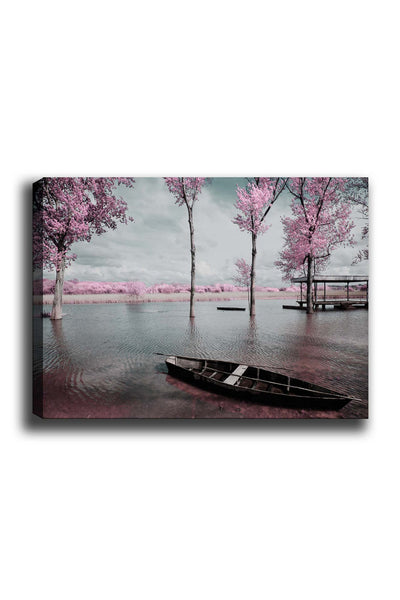 Decorative Canvas Painting (70x100) - 11-Canvas Print-[Famous places, nature, portrait, history, art, gifts, christmas, new year, kitchen, bathroom, office]-Modern Furniture Deals