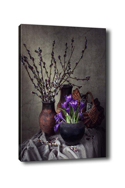 Decorative Canvas Painting (70x100) - 139-Canvas Print-[Famous places, nature, portrait, history, art, gifts, christmas, new year, kitchen, bathroom, office]-Modern Furniture Deals