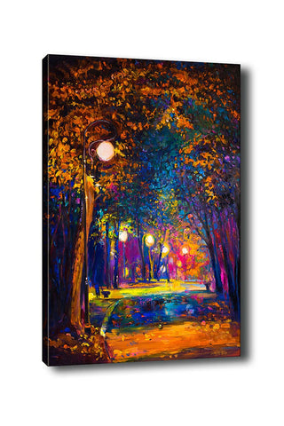 Decorative Canvas Painting (70x100) - 18-Canvas Print-[Famous places, nature, portrait, history, art, gifts, christmas, new year, kitchen, bathroom, office]-Modern Furniture Deals