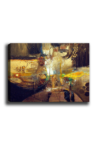 Decorative Canvas Painting (70x100) - 197-Canvas Print-[Famous places, nature, portrait, history, art, gifts, christmas, new year, kitchen, bathroom, office]-Modern Furniture Deals