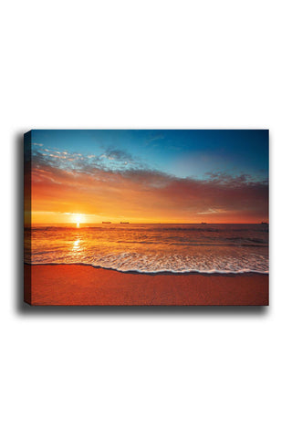 Decorative Canvas Painting (70x100) - 33-Canvas Print-[Famous places, nature, portrait, history, art, gifts, christmas, new year, kitchen, bathroom, office]-Modern Furniture Deals