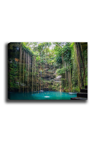 Decorative Canvas Painting (70x100) - 40-Canvas Print-[Famous places, nature, portrait, history, art, gifts, christmas, new year, kitchen, bathroom, office]-Modern Furniture Deals