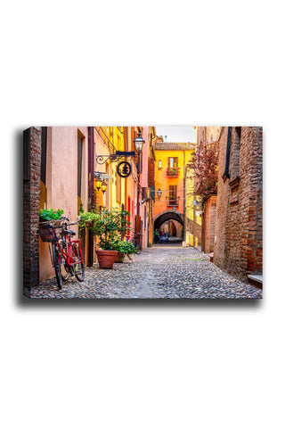Decorative Canvas Painting (70x100) - 41-Canvas Print-[Famous places, nature, portrait, history, art, gifts, christmas, new year, kitchen, bathroom, office]-Modern Furniture Deals