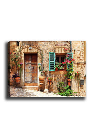 Decorative Canvas Painting (70x100) - 50-Canvas Print-[Famous places, nature, portrait, history, art, gifts, christmas, new year, kitchen, bathroom, office]-Modern Furniture Deals