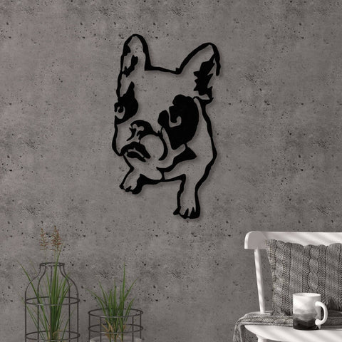 Dogo Metal Wall Art-Modern Furniture Deals