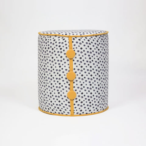 Dots Pouffe-FURNITURE>POUFFES-[sale]-[design]-[modern]-Modern Furniture Deals