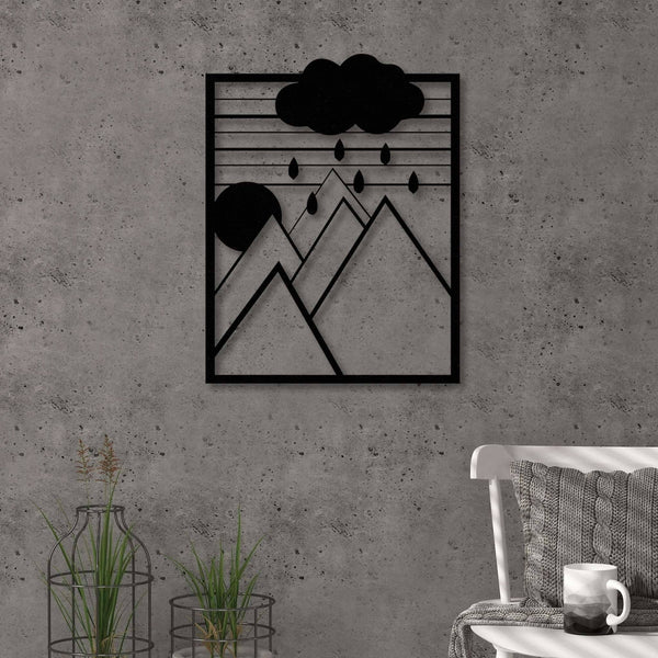 Dreamer Metal Wall Art-Modern Furniture Deals