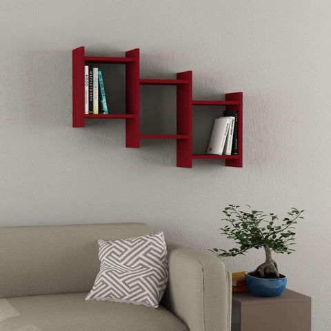 Drop Wall Shelf-Black-Modern Furniture Deals