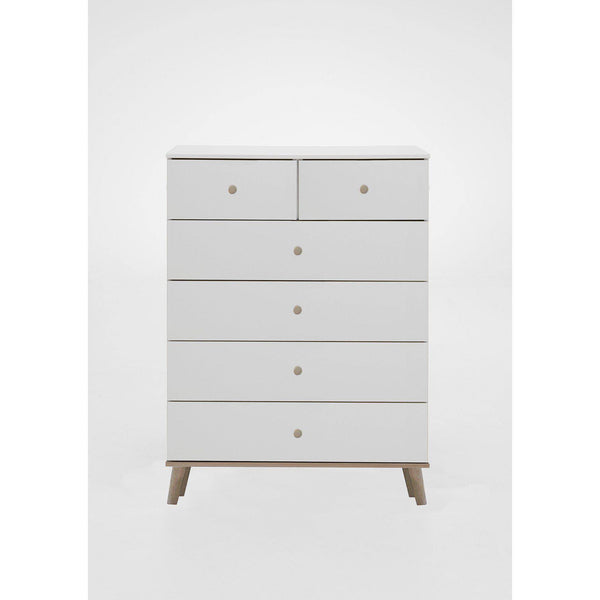 DURAN 4+2 Chest of Drawers-Bedside-Modern Furniture Deals