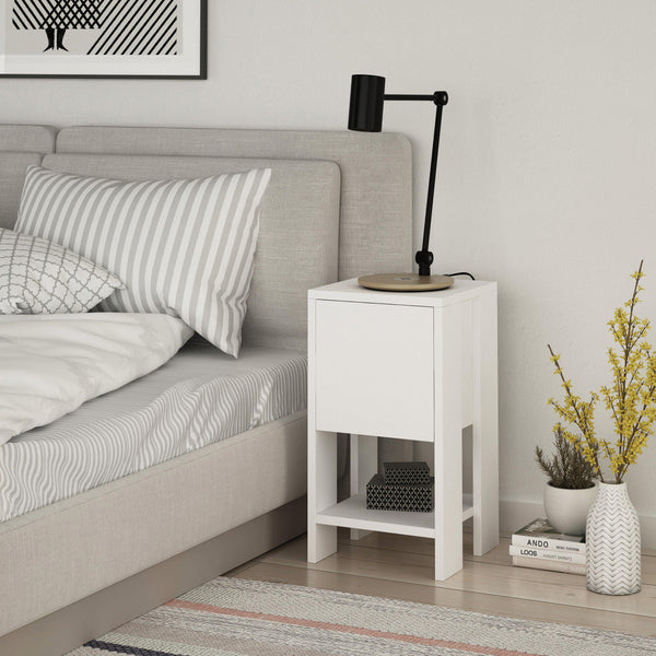 Ema Night Stand-White-Modern Furniture Deals