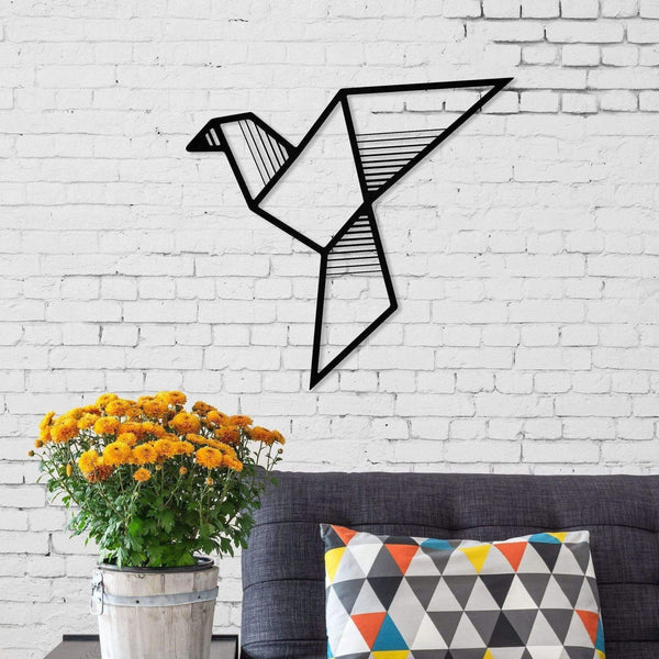 Fly Metal Wall Art-Modern Furniture Deals