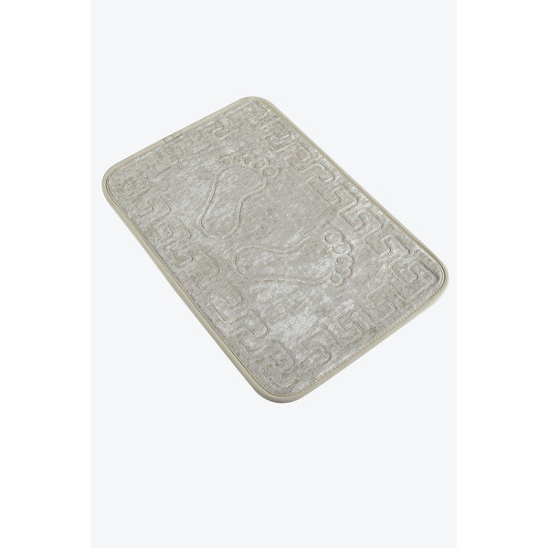 Footprint - Ecru Bath Mat-Bath Mat-[sale]-[design]-[modern]-Modern Furniture Deals