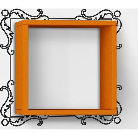 Frame Shelf-White-Modern Furniture Deals