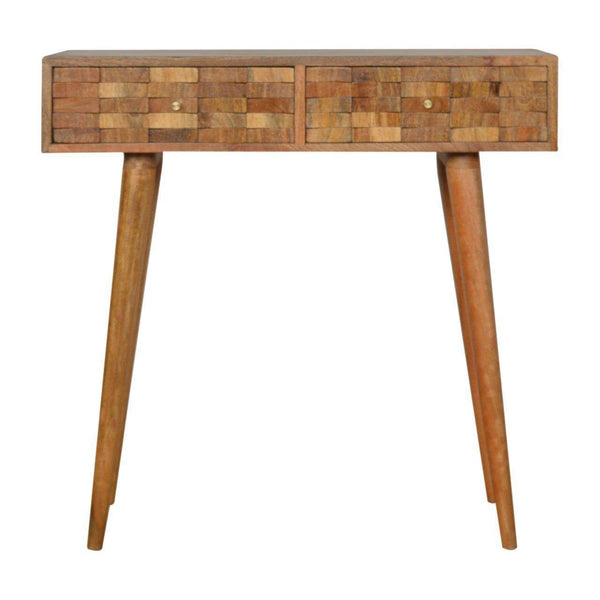 Hand Carved Console Table-Modern Furniture Deals