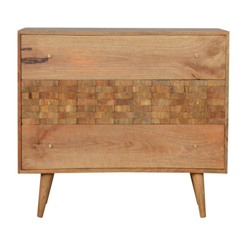 Hand Carved Trunk Chest-Modern Furniture Deals