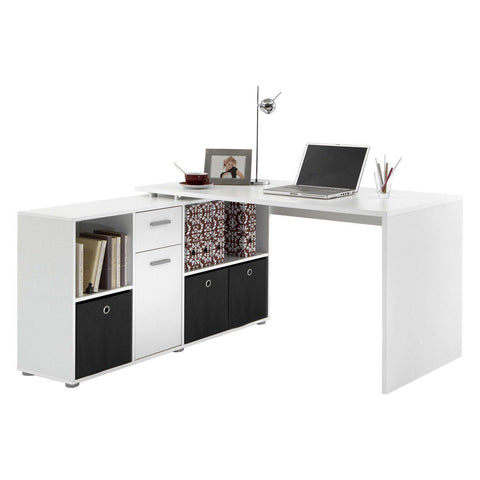 Home Corner Workstation Desk-Modern Furniture Deals