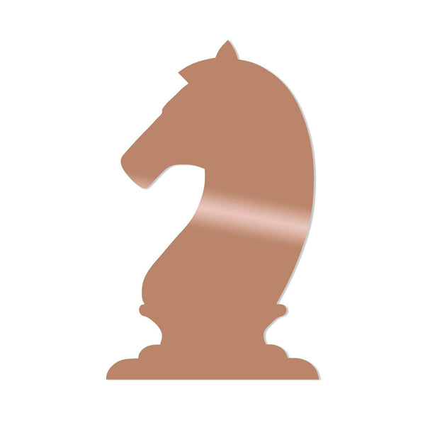 HORSE2 - COPPER Wall Art-Metal Wall Art-[sale]-[design]-[modern]-Modern Furniture Deals