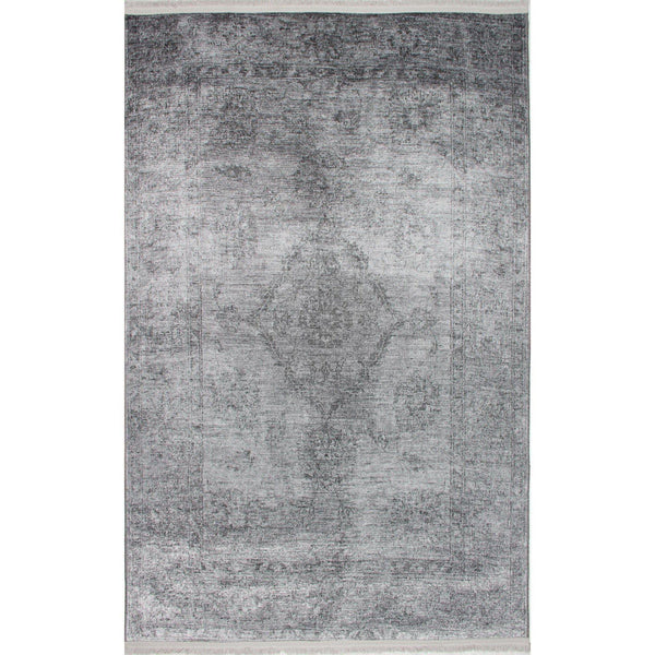 Hr 01 Rug - Grey 120X180-Modern Furniture Deals