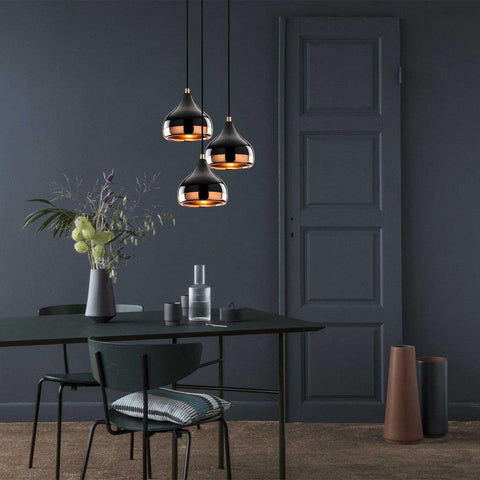 KRO Pendant 3 Ceiling Light Round-Modern Furniture Deals
