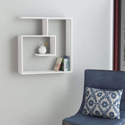 Lab Shelf-White-Modern Furniture Deals