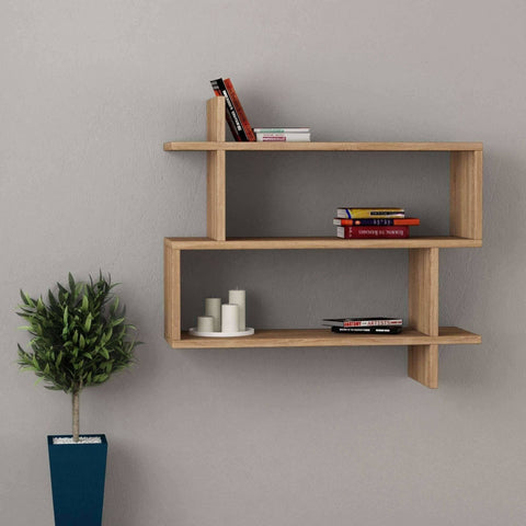 Lingo Shelf-Grey-Modern Furniture Deals