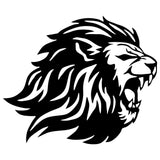 LION 1 Wall Art-Metal Wall Art-[sale]-[design]-[modern]-Modern Furniture Deals