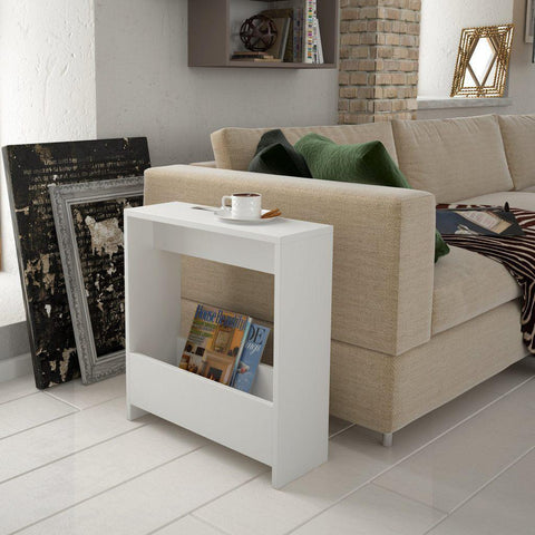 Loft Side Table , Magazine Rack-A.White-Modern Furniture Deals