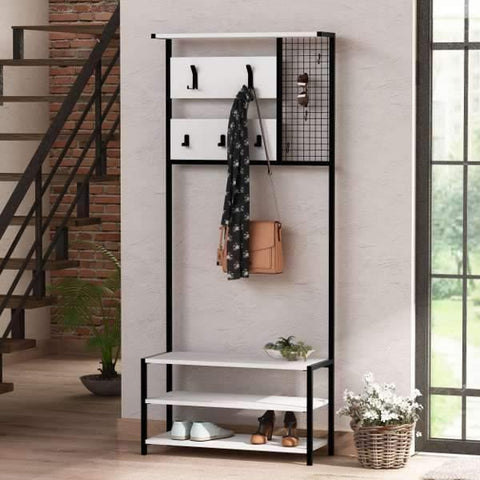 LOTI Hall Stand-Hall Stand-[sale]-[design]-[modern]-Modern Furniture Deals