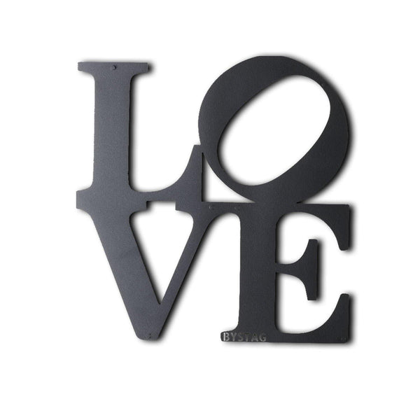 LOVE Wall Art-Metal Wall Art-[sale]-[design]-[modern]-Modern Furniture Deals