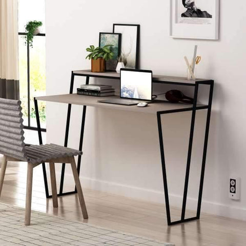 Lowry Desk-White-Modern Furniture Deals