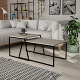 Lowry Living Room Set-White-Modern Furniture Deals