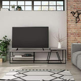 Lowry Nesting Tv Stand-White-Modern Furniture Deals