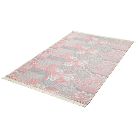 Luna Pink Rug 80X150-Modern Furniture Deals