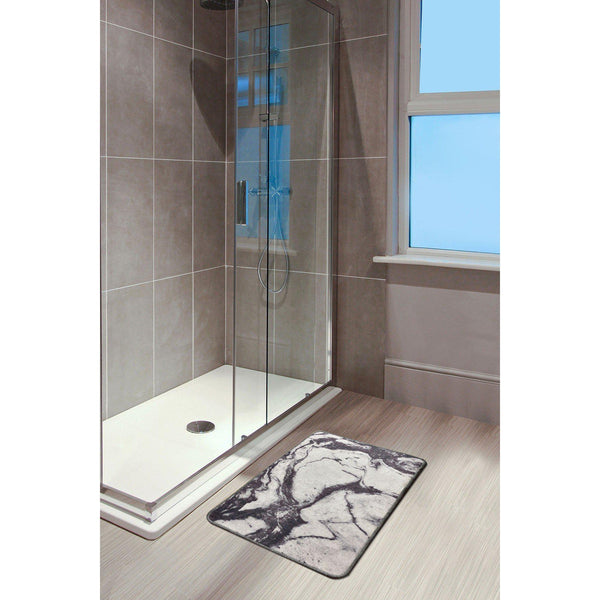 Marble DJT Bath Mat-Bath Mat-[sale]-[design]-[modern]-Modern Furniture Deals
