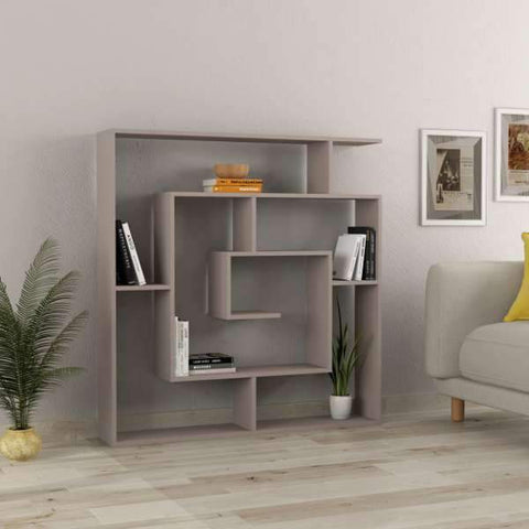 Maze Bookcase-Mustard-Modern Furniture Deals