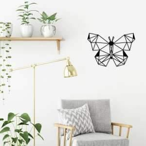 Metal Wall Art Butterfly-Modern Furniture Deals