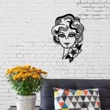 Metal Wall Art Maria-Modern Furniture Deals
